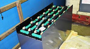 フォークリフト用バッテリー