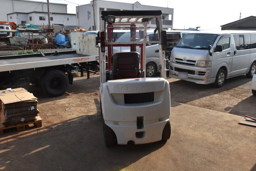 トヨタ02-8FGL15