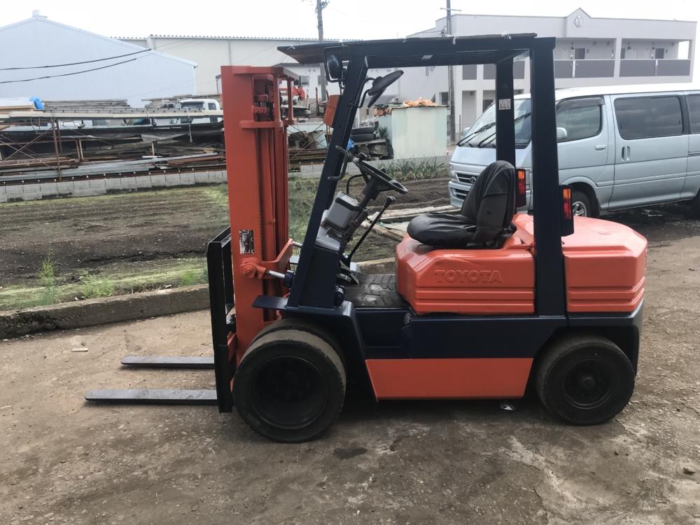 トヨタ5FG25NEW