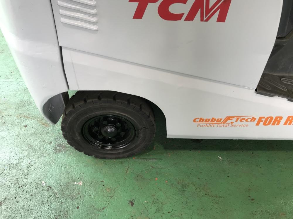 TCM(ユニキャリア)FHGE18T4