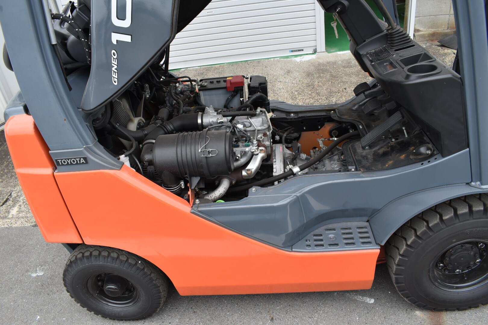 トヨタ02-8FGL10